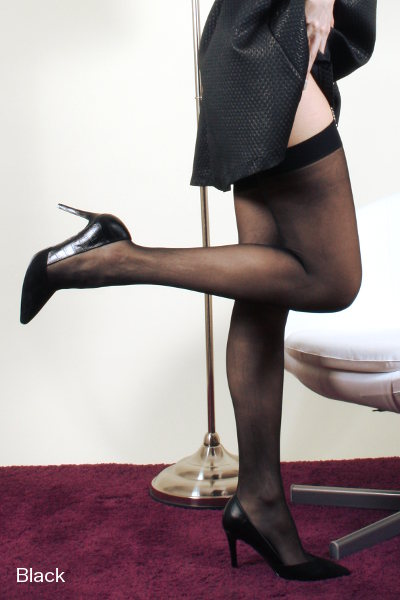 Cindy Sheer Stockings Strømper Under kr.50 / Strumpbyxor.com