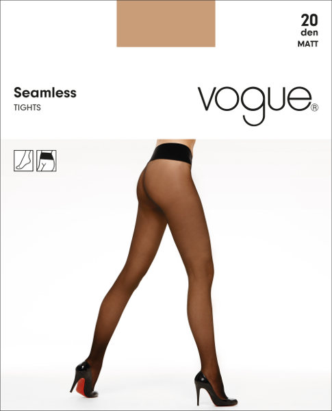 Vogue Seamless Strømpebukser Special Offer  / Strumpbyxor.com