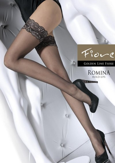 Fiore Romina Stay-up Selvsiddende - Stay-up  / Strumpbyxor.com