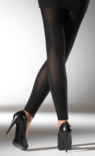 Vogue Plus size Leggings Special Offer Efterår & vinter X-Large / Strumpbyxor.com